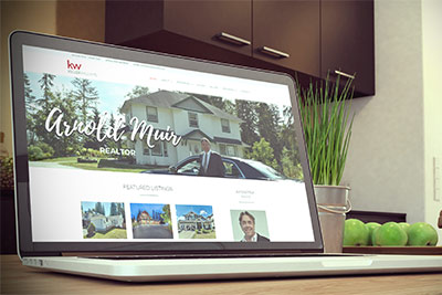 Modern & Engaging Real Estate Websites